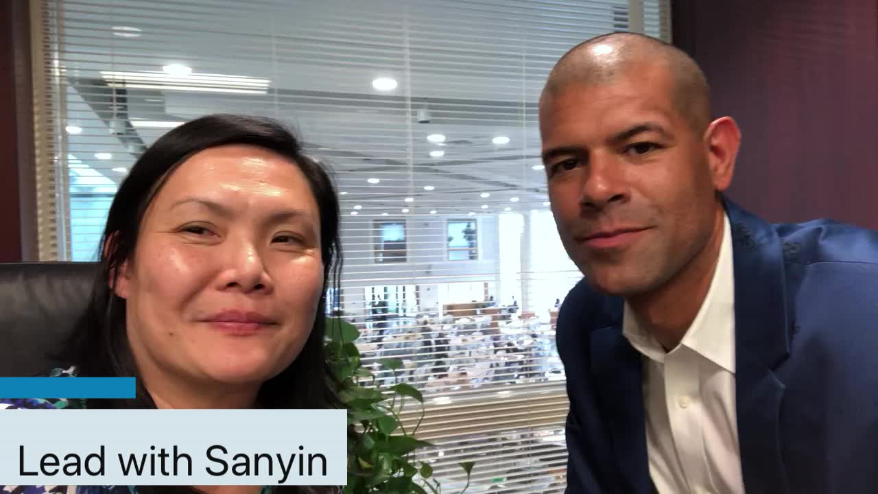 """Sanyin Siang on LinkedIn: """"Seeking serial success? Here's a 1 minute perspective from multi-time basketball national champion Shane Battier. Shane has been able to reinvent himself and succeed on and off the court- from his time at Duke University to the Miami HEAT (both as a player and now leading its analytics) to launching the The Battier Take Charge Foundation to provide opportunity for underserved students. He really demonstrates that the secret to leadership success starts with leading yourself. #resilience #leadership #LeadwithSanyin #TheLaunchBook #TeamFuqua Thinkers50"""""""
