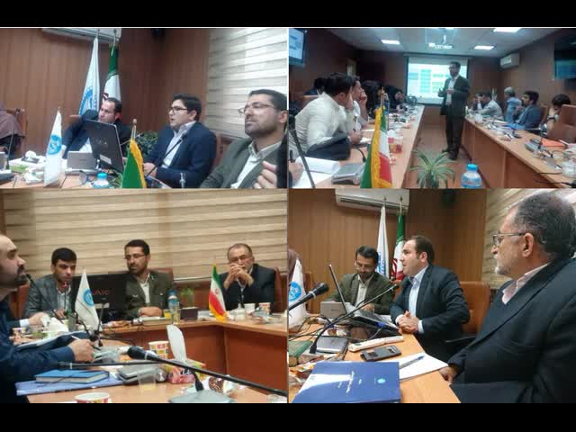 Report of holding a scientific meeting on the futures studies about environment of Iran at the Institute of Social Studies and Research of Tehran University.