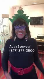 9ce0dc6005ac Image for Alyce Jones  LinkedIn activity called In the holiday spirit   AdairEyewear! Come