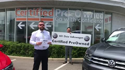 401 Dixie Volkswagen >> Ryan Lembke Sales And Lease Consultant 401 Dixie